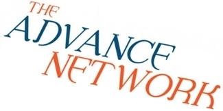 The_advance_network_logo