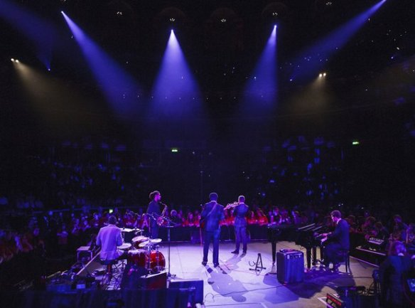 Ezra Collective at Royal Albert Hall