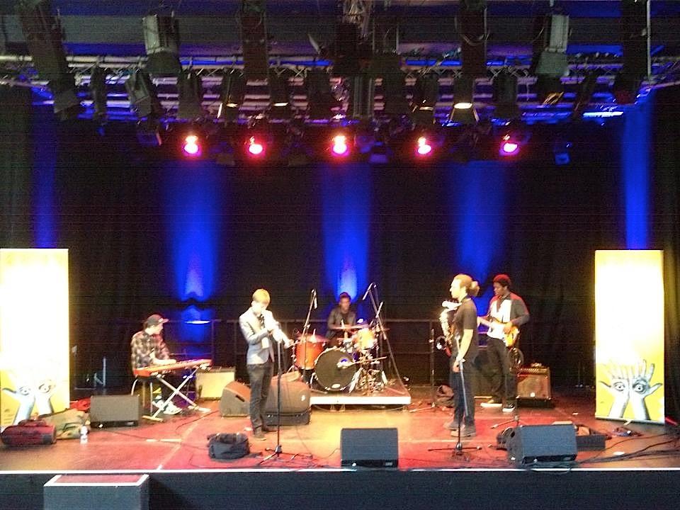 Ezra-Brighton Festival 2013