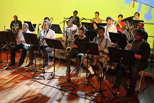 Tomorrow's Warriors Youth Jazz Orchestra