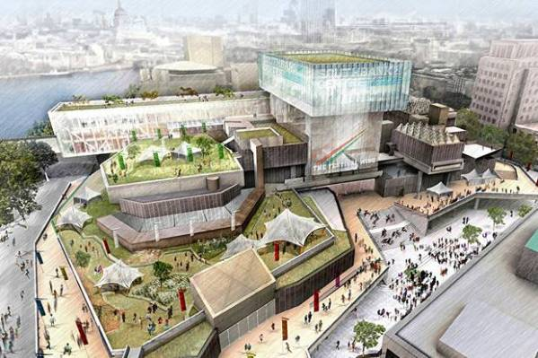 Southbank Centre redevelopment