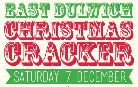 East Dulwich Xmas Cracker