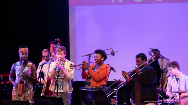 TWYO at Southbank Centre Nucleo - June 2013