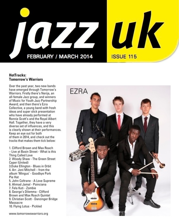 Jazz UK Feb/Mar 2014