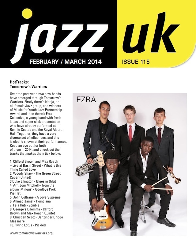 Jazz UK Feb/Mar 2014