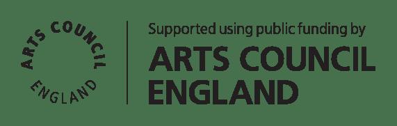 Arts Council NPO logo
