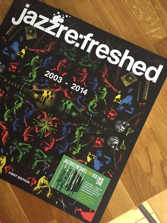 Jazz Re:freshed First Edition image