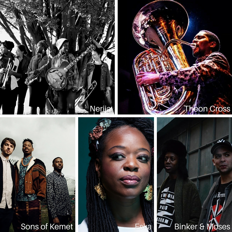 Tomorrow's Warriors nominated in JazzFM Awards