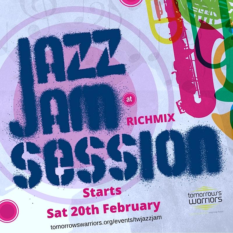 Tomorrow's Warriors Jazz Jam Avatar