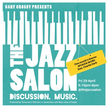 Image: The Jazz Salon 29Apr16