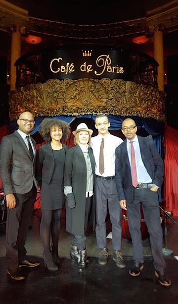 Jazz Fm Cafe De Paris