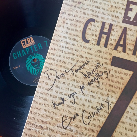 Ezra Collective-Chapter 7 Vinyl EP