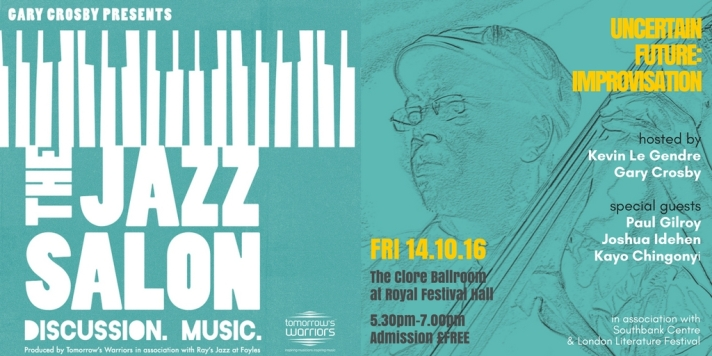 The Jazz Salon 141016