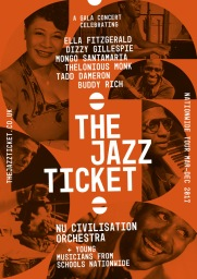 Nu Civilisation Orchestra-The Jazz Ticket 2017