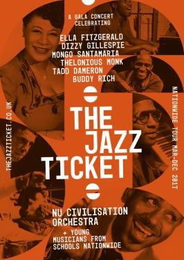 Nu Civilisation Orchestra-The Jazz Ticket 2017