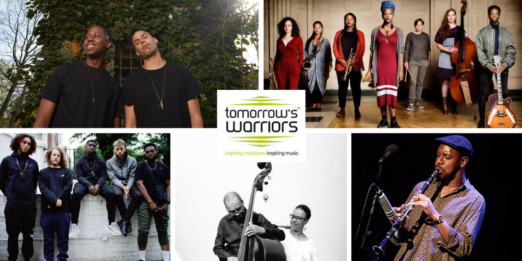Tomorrow's Warriors shortlisted for 2017 Parliamentary Jazz Awards