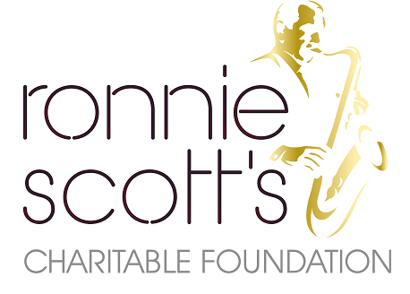 Ronnie Scott's Charitable Foundation Logo