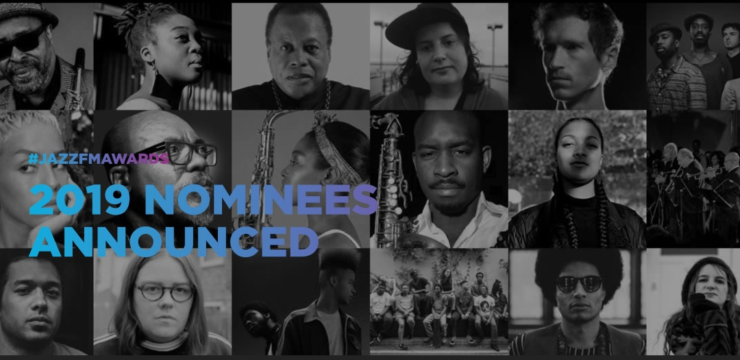 2019 Jazz FM Nominees Announced