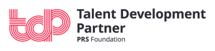 PRS Foundation Talent Development Partner Logo