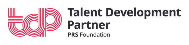 PRS Foundation Talent Development Partner Logo