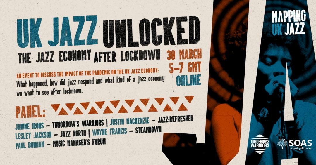 UK Jazz Unlocked e-flyer