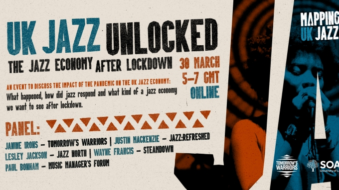 UK Jazz Unlocked e-flyer